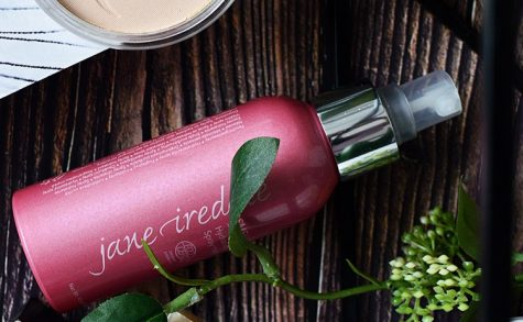 JANE IREDALE: Glow Time Mineral BB Cream, PurePressed Base Mineral Foundation & Hydration Spray